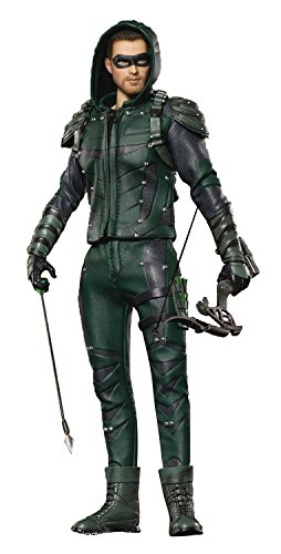 Star Ace Toys Dctv Green Arrow 1:8 Scale Action Figure