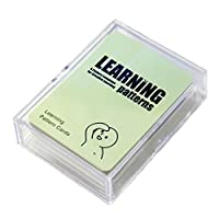 Learning Pattern Cards 【英語版】