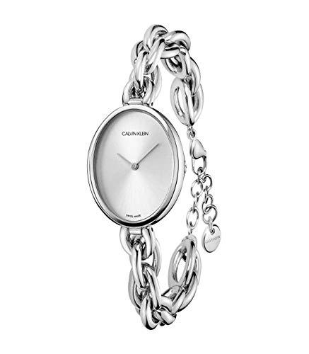 Calvin Klein Statement K9Y23126 Reloj de Pulsera para mujeres