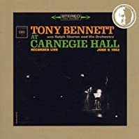 Tony Bennett at Carnegie Hall-