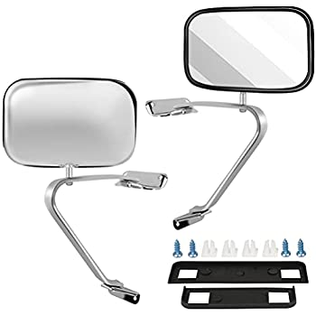 truck side view mirrors