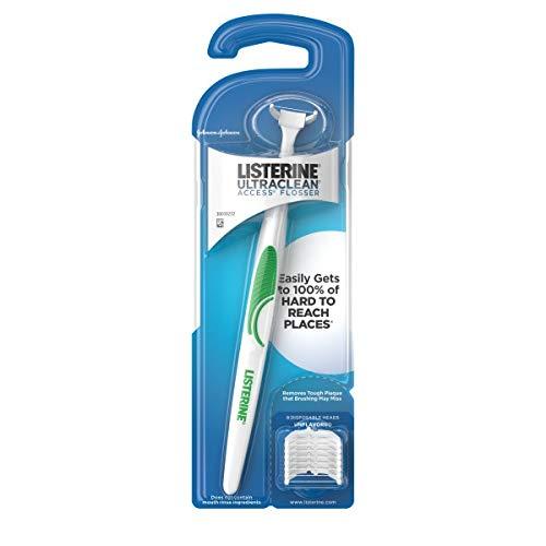 Listerine Ultraclean Zugang Flosser Starter Pack