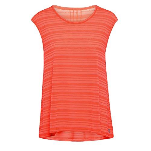 Diadora Pantaloni Sportivi 102172921l. SS Active t-Shirt, Donna, 102172921, Corallo Fluo, M