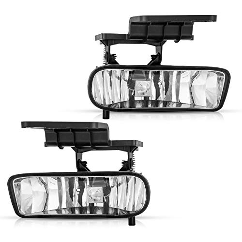 05 chevy tahoe fog light assembly - 4