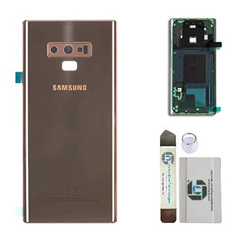 iTG® Set de reparación de tapa de batería original para Samsung Galaxy...
