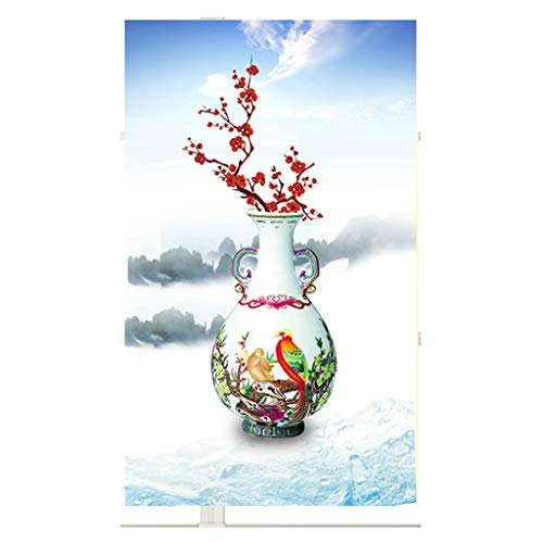 Verwarming carbon kristal decoratie energiebesparende energiebesparende hete wandbehang enkele radiator (100 x 60 x 3 cm)