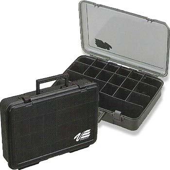 Versus Meiho Gerätekasten VS 3060, Schwarz, 38 x 27 x 8 cm