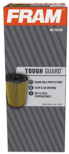 Fram Tough Guard TG11665, 15K Mile Change Interval Full-Flow Cartridge Oil Filter
