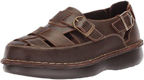 Propet Men s Villager Sandal Brown 10 5 XX Wide product image