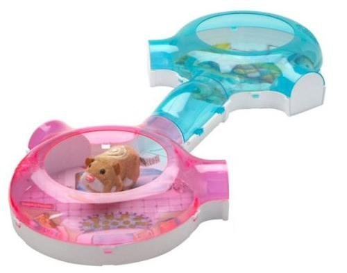 Character Options - Zhu Zhu Pets - Kit Maison de Jeu pour Hamster