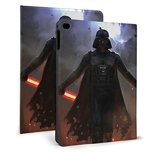 Star Wars Case Fit tablet iPad air1/2 9.7' with Auto Sleep/Wake Ultra Slim Lightweight Stand Leather Case