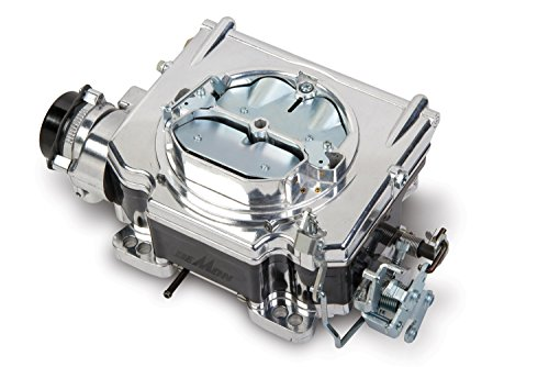 Demon 1904 750 CFM Polymer with Ball Burnished Aluminum Street Demon Carburetor