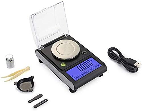 Milligram Electronic Mini Jewelry Schaal precisieweegschaal LCD digitale weegschaal voor Sieraden Diamond Gold Medicinal Lab