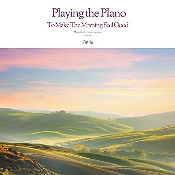 아침을 기분 좋게 만드는 피아노 연주 Playing The Piano To Make The Morning Feel Good (Relaxing Music, Stress Relief, Calm Music, New age Music)