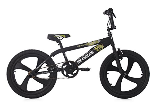 KS Cycling BMX Freestyle 20'' Daemon schwarz