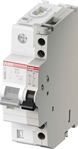 Preisvergleich Produktbild abb-entrelec hk40011-r Hilfskontakt rechten Kontakt offen Kontakt geschlossen Smissline