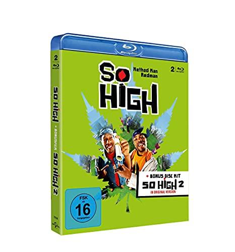 SO HIGH (inkl. Bonus Disc SO HIGH 2) (exklusiv bei Amazon.de) [Blu-ray]