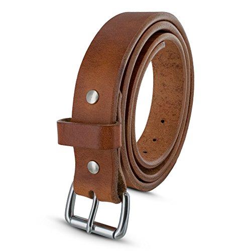 """Hanks A2900 Old World Belt - 1.5"""" - Size 34"""