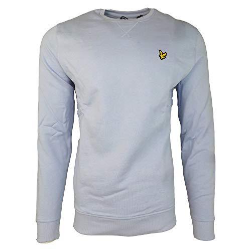 Lyle & Scott Crew Neck Sweatshirt Blau - Große S