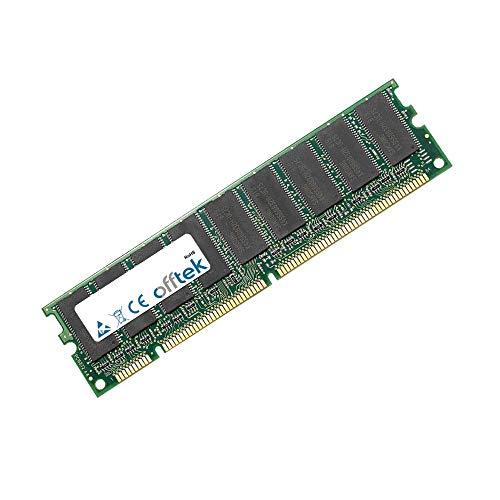 OFFTEK 256MB Ersatz Arbeitsspeicher RAM Memory für NEC Mate NX MA55J/S9 (PC100 - ECC) Desktop-Speicher