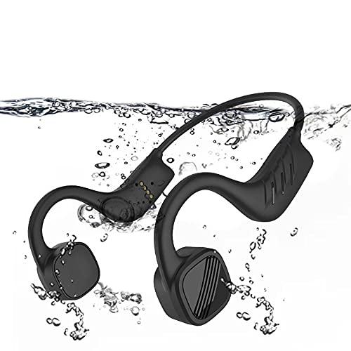 Bone Conduction Headphones Swimming Bluetooth Open Ear Wireless Sports Headset IPX8 Waterproof MP3 Player