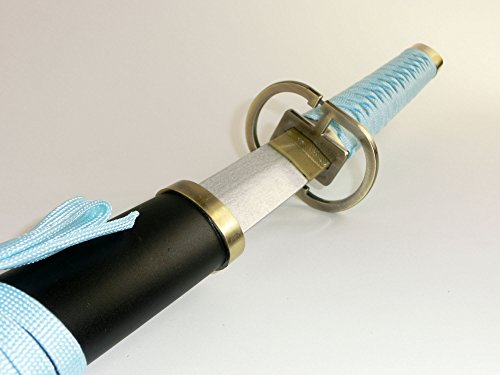 KiumiToys 日本刀 模造刀 武士刀 木製 木 コスプレ 斬魄刀 神殺鎗 神鎗 104cm S115