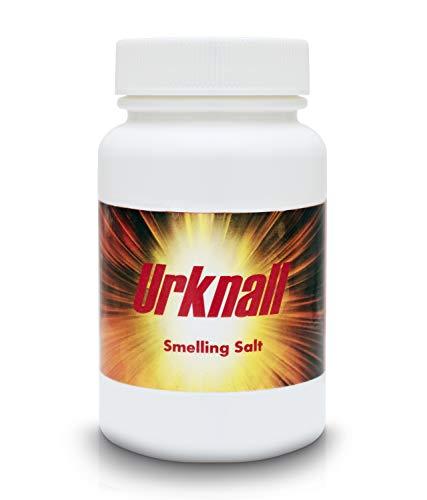 Urknall Riechsalz, Ammoniak für Sport und therapeutische Anwendungen