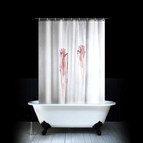 Der Blutbad Duschvorhang - Horror pur fürs Bad!