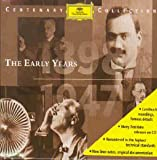 V.1 the Early Years - Centenary Collection
