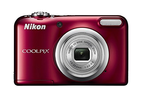 "Nikon COOLPIX A10 - Cámara Digital (Corriente alterna, Batería, Cámara compacta, 1/2.3"", 4,6-23 mm, Auto, LCD)"