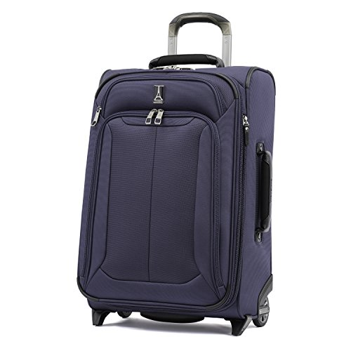 Travelpro Skypro Lite 22' Expandable Rollaboard Suitcase (Navy)