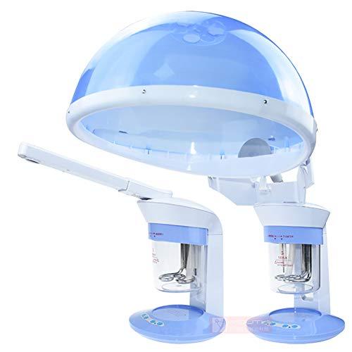 FDCJK 2 en 1 Nanovaporisateur Cheveux Vapeur avec Ozone Pulvérisateur pour Maison, Spa, Salon de Beauté