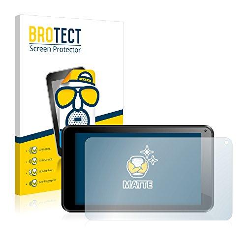 BROTECT 2X Entspiegelungs-Schutzfolie kompatibel mit Odys Intellitab Bildschirmschutz-Folie Matt, Anti-Reflex, Anti-Fingerprint
