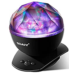 Soaiy Soother Projection Lighting Relaxing