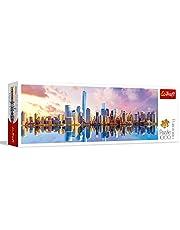 """Pussel -""""1000 Panorama"""" - Manhattan"""