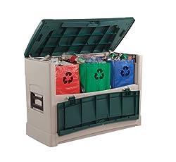 bien choisir son cache poubelle cache poubelle. Black Bedroom Furniture Sets. Home Design Ideas