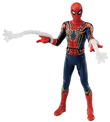 TAKARA TOMY Metal Collection Marvel Iron Spider (Web Shooter Ver.)