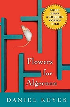 Paperback Flowers for Algernon Book