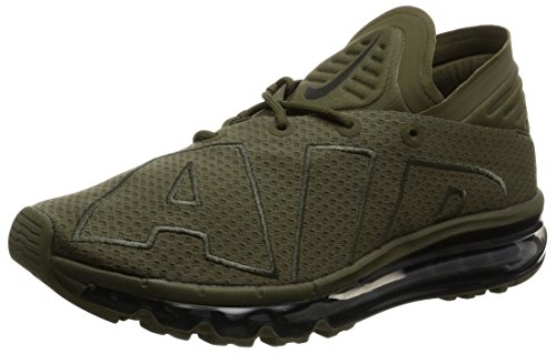 Nike Herren Air Max Flair Medium Oliv Turnschuhe 942236 200 UK 10 EUR 45 US 11