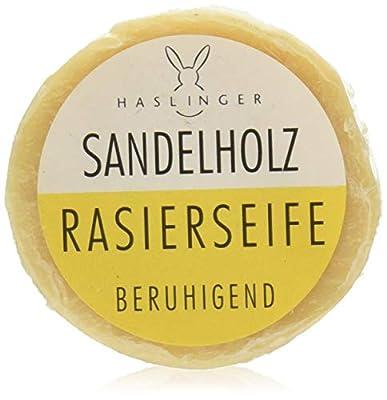 HASLINGER Sandelholz Rasierseife 60
