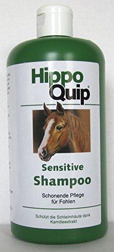 Hippo Quip : Champú para caballos Sensitive 500 ml