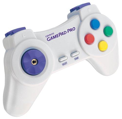 Gravis GamePad Pro (4202-1), Gameport-Interface, das