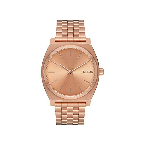 ACCESSORI OROLOGI UNISEX TIME TELLER NIXON A045-897 (OS - ALL ROSE GOLD)