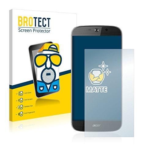 BROTECT 2X Entspiegelungs-Schutzfolie kompatibel mit Acer Liquid Jade Primo Bildschirmschutz-Folie Matt, Anti-Reflex, Anti-Fingerprint
