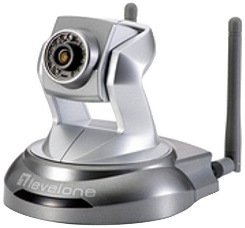 Level one LevelOne 2MP Day/Night Wireless P/T Network Camera