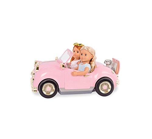 Our Generation Retro Car Doll inch, 18'