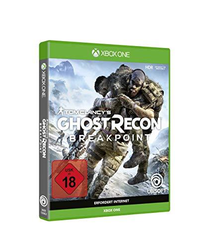 Tom Clancy's Ghost Recon Breakpoint Standard- Xbox One [Importación alemana]