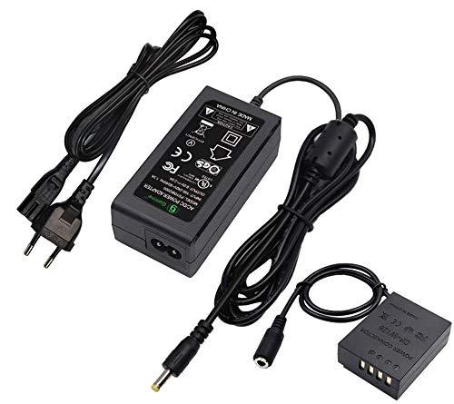 Gonine CP-W126 - Adaptador de alimentación CC para cámaras digitales Fujifilm Fuji X-A1 X-Pro1 X-E3 X-T1 X-T20 (NP-W126)