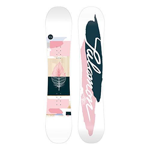Salomon Tabla de snowboard para mujer, estilo libre, tamaño: 146, color: multicolor