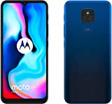 Motorola Moto E7 Plus - Smartphone 64GB, 4GB RAM, Dual Sim, Navy Blue